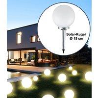 Solar-Kugel Ø 15cm LED