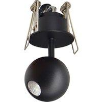 Foco Downlight LED empotrable mini orientable 5W