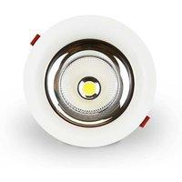 Foco Downlight LED Circular 50W COB