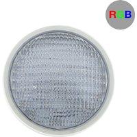 Bombilla LED PAR56 RGB sumergible para piscina 28W IP68 con mando