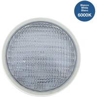 Bombilla LED PAR56 sumergible para piscina 24W IP68 Blanco Frío