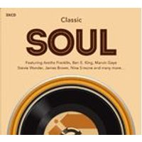 Click to view product details and reviews for Various Artists Classic Soul Music Cd.
