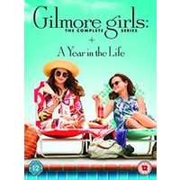 'Gilmore Girls: The Complete Series And A Year In The Life [dvd] [2017]