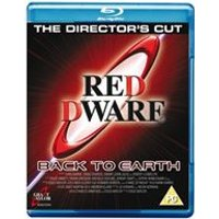 'Red Dwarf - Back To Earth (blu-ray)