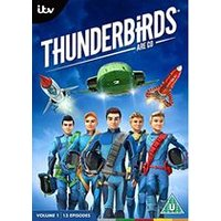 Thunderbirds Are Go: Series 1 - Volume 1 (2015)