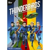 Thunderbirds Are Go: Volume 2 [2015]
