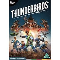 Thunderbirds are Go Series 2 Volume 1
