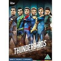 Thunderbirds Are Go: Series 2 - Volume 2 (DVD)