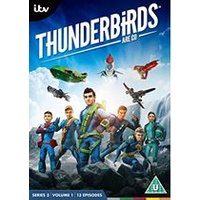 Thunderbirds Are Go Series 3 Vol 1