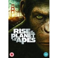 'Rise Of The Planet Of The Apes (dvd)