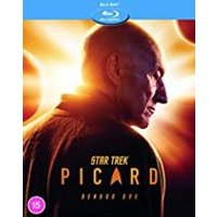 Star Trek Picard Season 1 Steelbook [Blu-ray]