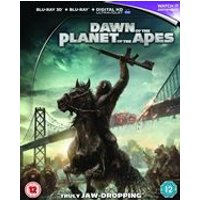 'Dawn Of The Planet Of The Apes [blu-ray 3d + Blu-ray]