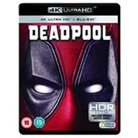'Deadpool [4k Ultra Hd Blu-ray ]