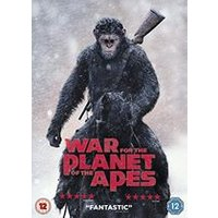 'War For The Planet Of The Apes [dvd] [2017]