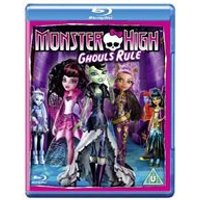 Monster High - Ghouls Rule (Blu-Ray)