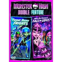 Monster High - Friday Night Frights / Why Do Ghouls Fall In Love?