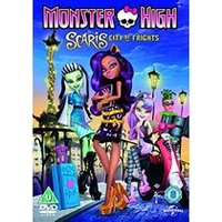 Monster High: Scaris - City Of Frights