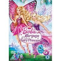 Barbie - Mariposa And The Fairy Princess