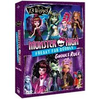 Monster High - Freaky Fab Double: 13 Wishes & Ghouls Rule