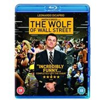 'The Wolf Of Wall Street (blu-ray)
