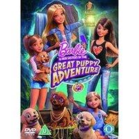 Barbie & Her Sisters in the Great Puppy Adventure [DVD]