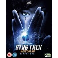 Star Trek: Discovery: Season 1 (Blu-ray) [2018]