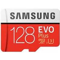 Samsung Memory Evo Plus 128GB Micro SD Card 95MB/s with Adapter
