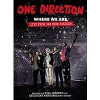 'One Direction - Where We Are: Live From San Siro Stadium [dvd]