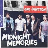 'One Direction - Midnight Memories (music Cd)
