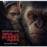 'War For The Planet Of The Apes (original Motion Picture Soundtrack) (music Cd