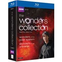 'The Wonders Collection With Prof. Brian Cox (blu-ray)