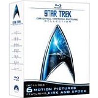 Star Trek: Original Motion Picture Collection 1-6 (Blu-Ray)