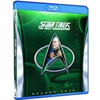 Star Trek the Next Generation: The Complete Season 4 (1991) (Blu-Ray)