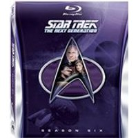 Star Trek The Next Generation: The Complete Season 6 (Blu-Ray)