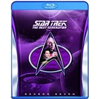 Star Trek The Next Generation: The Complete Season 7 (Blu-Ray)