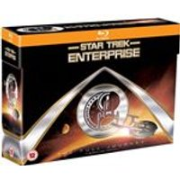 Star Trek: Enterprise Box set (Blu-ray)