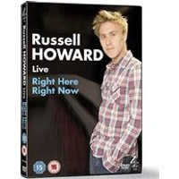 'Russell Howard - Right Here Right Now