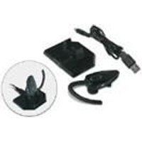 'Mad Catz Wireless Bluetooth Headset With Charge Stand For Ps3