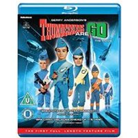 Thunderbirds Are Go - The Movie (1966) (Blu-ray)