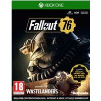 'Fallout 76 Wastelanders (xbox One)