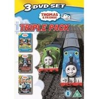 Thomas And Friends - All Aboard With The Steam Team / It's Great To Be An Engine / Peep! Peep! Hurray!