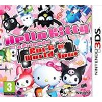 Hello Kitty and Friends: Rocking World Tour (Nintendo 3DS)