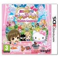 Hello Kitty and The Apron of Magic Rhythm Cooking (Nintendo 3DS)
