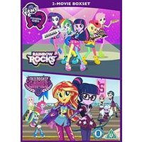 'My Little Pony: Equestria Girls - Rainbow Rocks/friendship Games