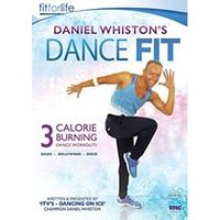 'Daniel Whiston's (itv's Dancing On Ice Champion) Dance Fit - 3 Calorie Burning Dance Workouts - Bollywood, Disco And Salsa