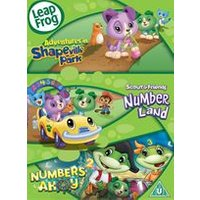 Leapfrog Numbers: Learn Numbers and Shapes!