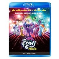 My Little Pony (Triple Play) [2017] (Blu-ray)