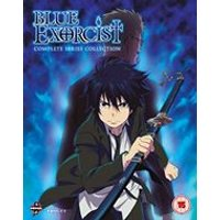 Image of Blue Exorcist: The Complete Series Collection (Blu-ray)