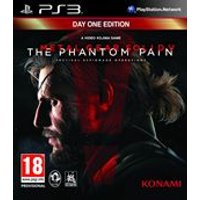 'Metal Gear Solid V: The Phantom Pain - Day One Edition (ps3)