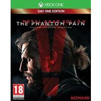 'Metal Gear Solid V: The Phantom Pain - Day One Edition (xbox One)